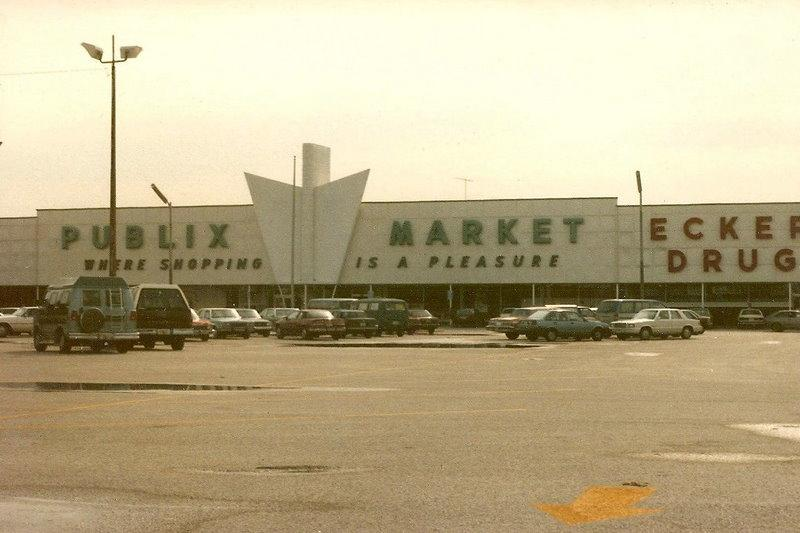 Pleasant Family Shopping: Publix and the Wings of Time