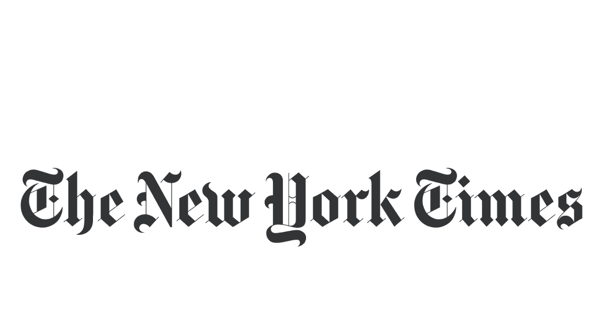 The New York Times Log...