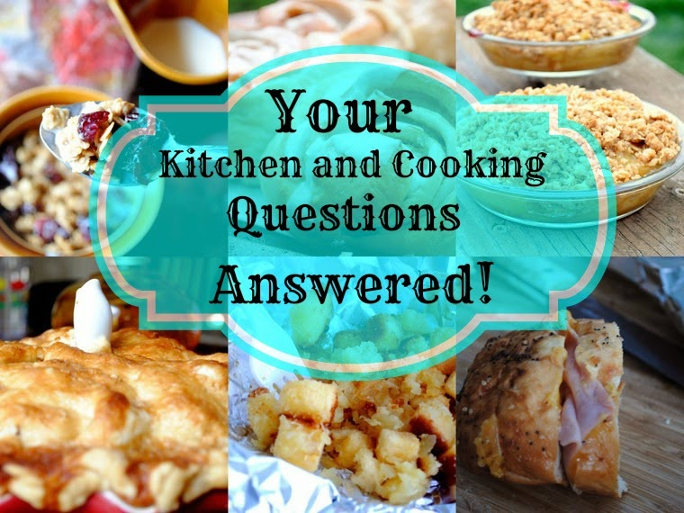 kitchen questions answered
