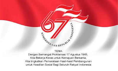 Dirgahayu HUT Kemerdekaan Indonesia ke 67 | Hari Kemerdekaan Indonesia