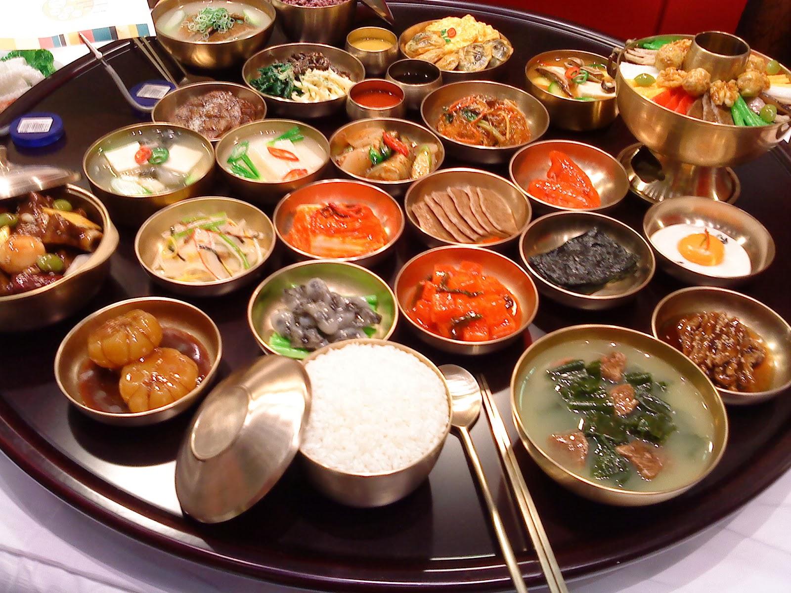 The philippine beat taste korean food festival nov 19 for About korean cuisine