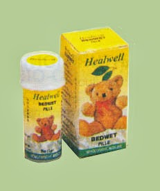 homoeopathic medicine for betwetting problem in children