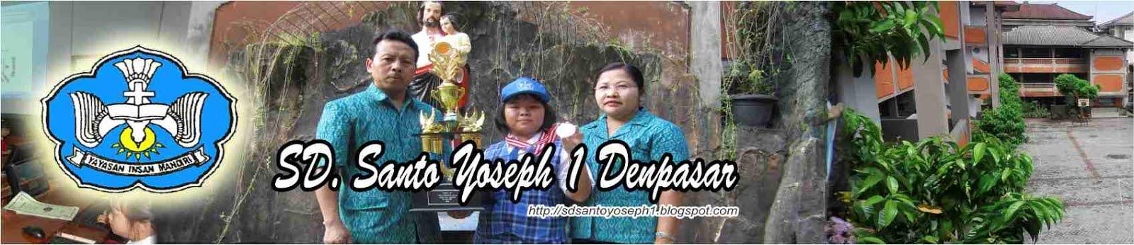 SD Santo Yoseph 1 Denpasar