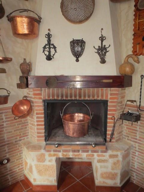 El talon sierte construcci n en cantalejo segovia for Construccion de chimeneas de lena