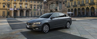 "Fiat Tipo: ""Born to be a Sedan"""