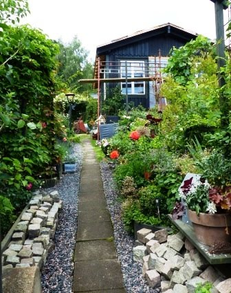 Min trädgårdsblogg