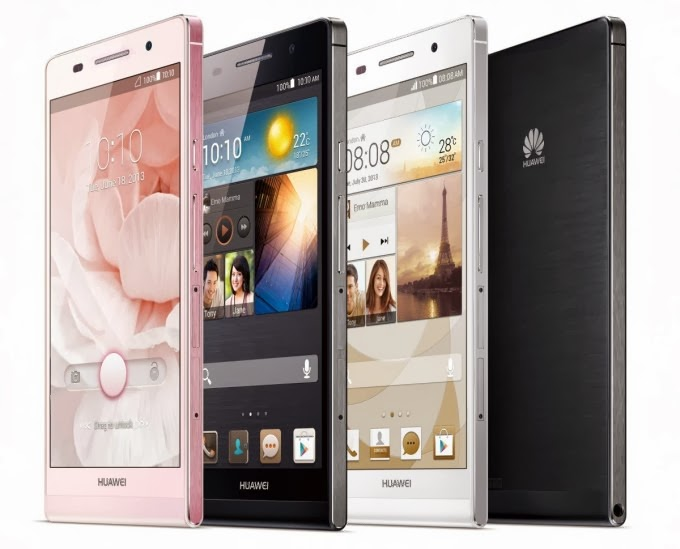 Huawei Ascend P6 S User Manual Guide Pdf