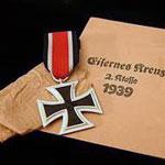 Cruz de hierro de segunda clase