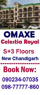OMAXE Celestia Royal