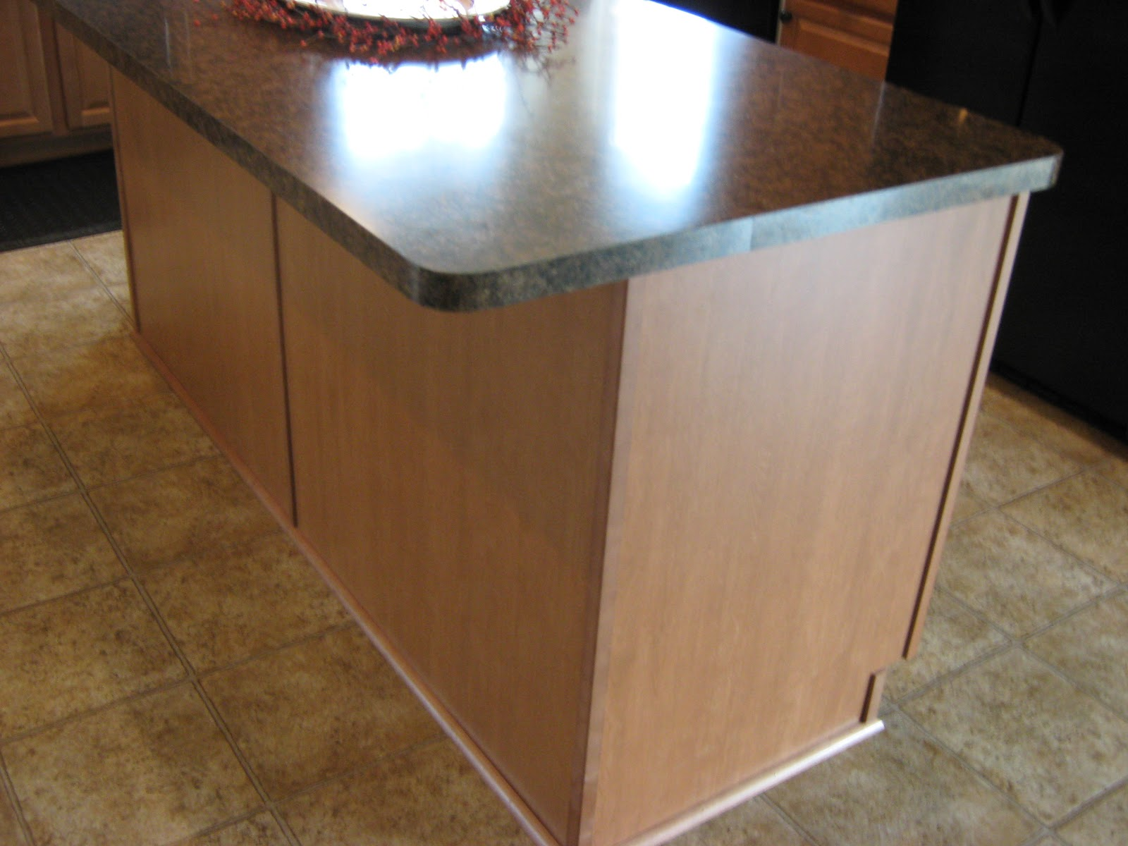 Fake It Frugal Kitchen Island Makeover