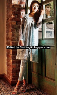 Zara Shahjahan Eid Luxury Prêt Dress Collection 2015-16