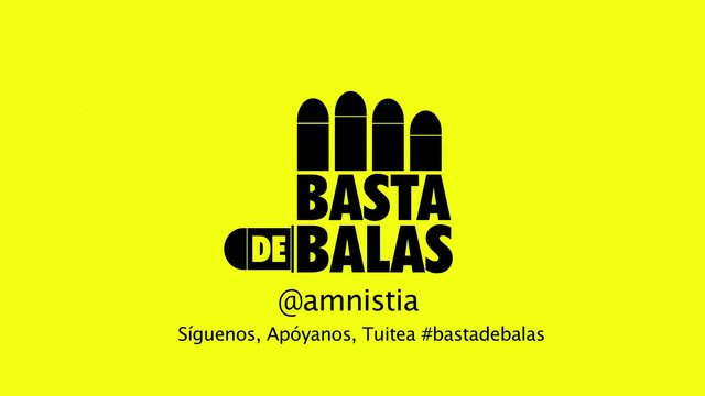 Basta de Balas