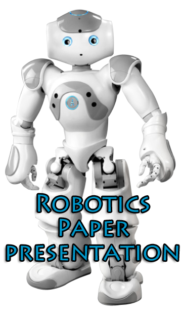 research papers on robotics