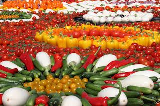 Knackiges Gemüse sorgt für gute Laune