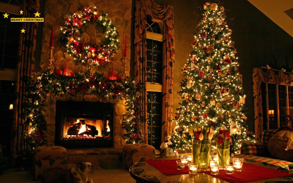 Merry Christmas! Joyeux Noel! Feliz Navidad!
