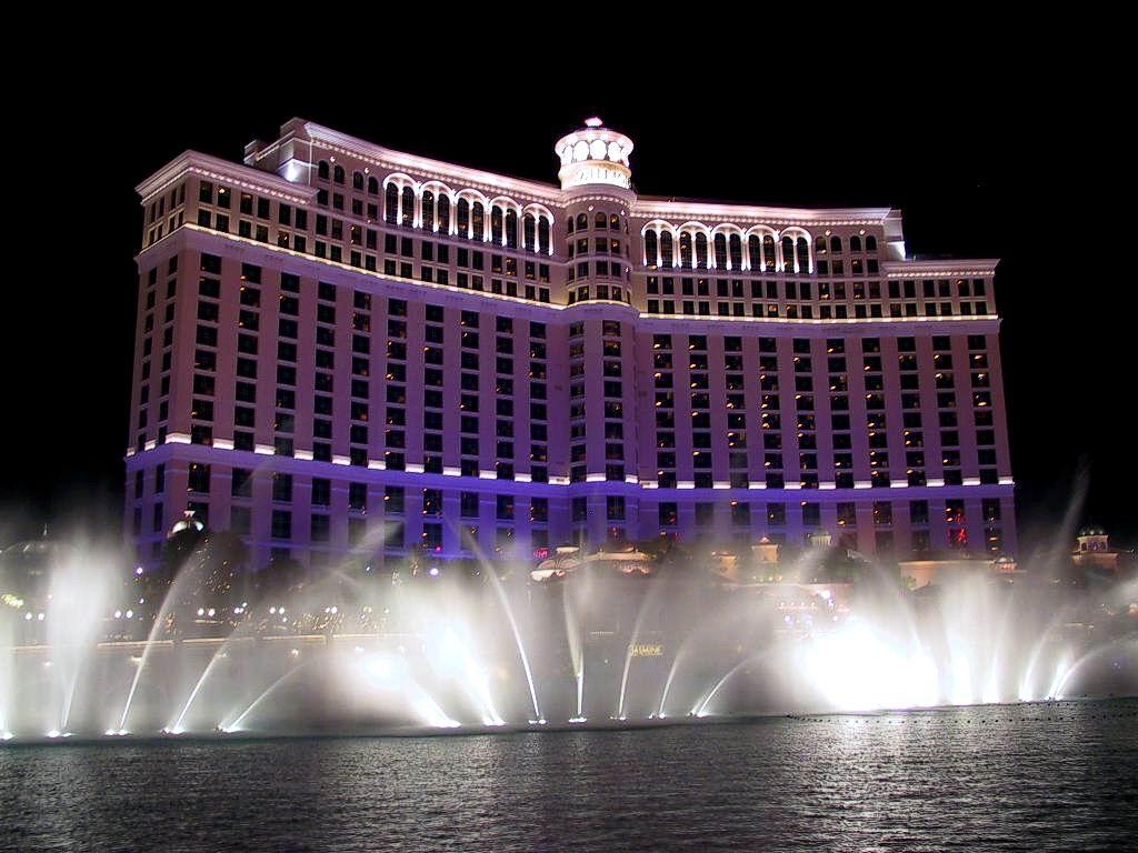 Hoteles baratos en Las Vegas.