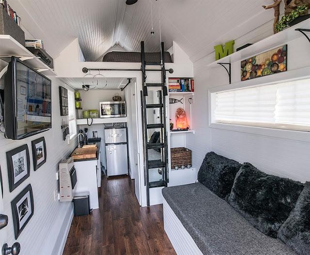 Mendy's Tiny House - 2