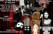Especial Celebrando 12° Aniversario. Invitada de Honor: Roxana Latronico Cantante Lirica