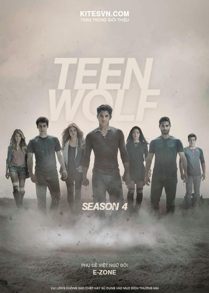 Người Sói Teen: Phần 4 - ...