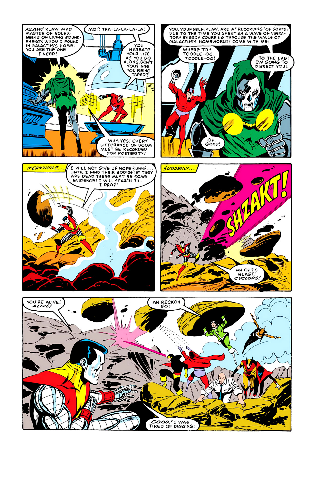 Captain America (1968) Issue #292j #217 - English 16