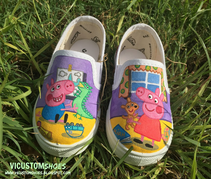Slip On Peppa Pig