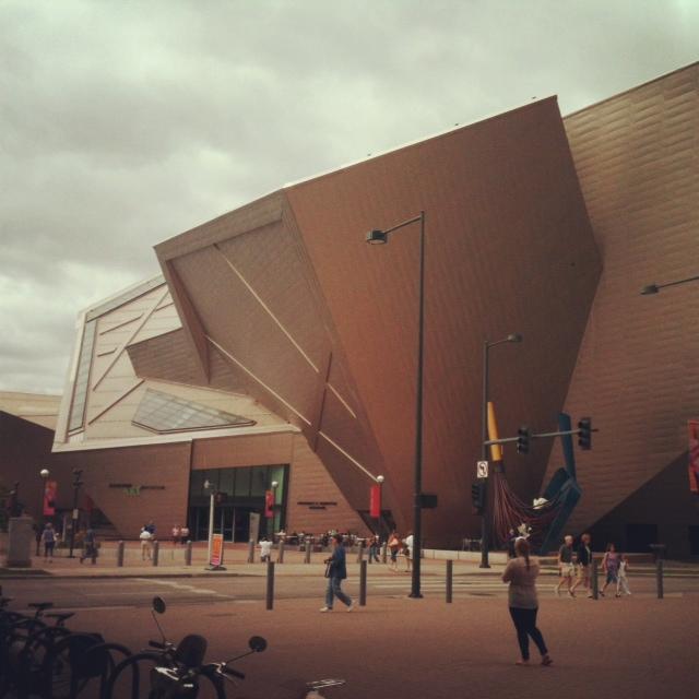 Denver Art Museum: Bon Bon Atelier: Denver Art Museum/Yves St. Laurent Exhibit