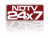 NDTV 24x7 Logo
