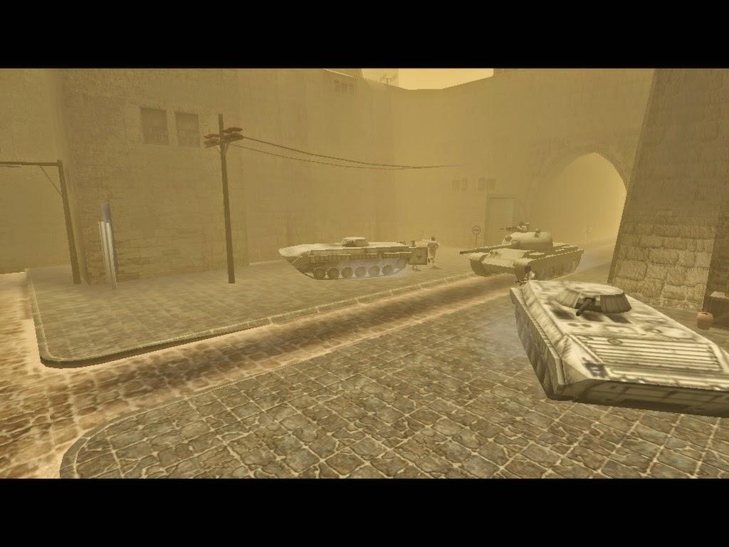 Conflict Desert Storm portable español