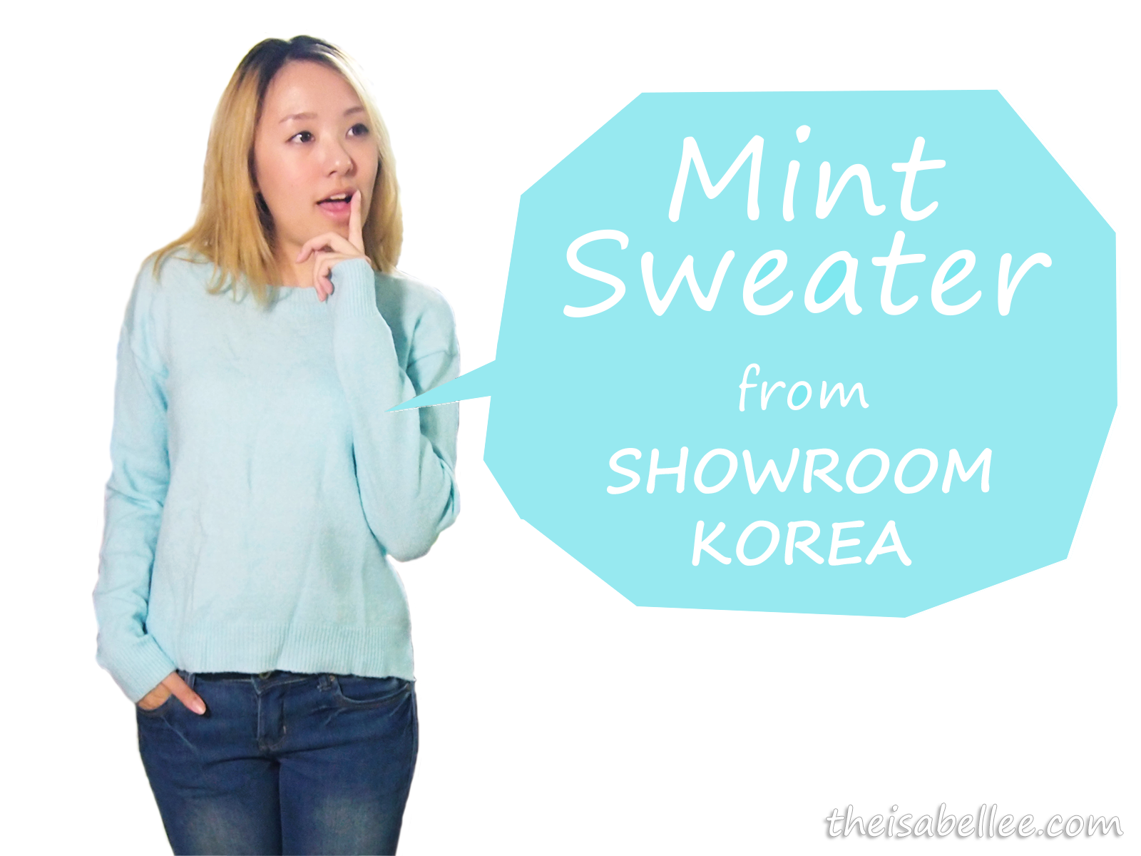 Fashion review for Showroom Korea