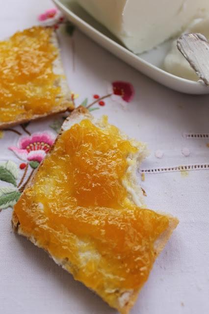 marmellata di arance al cardamomo