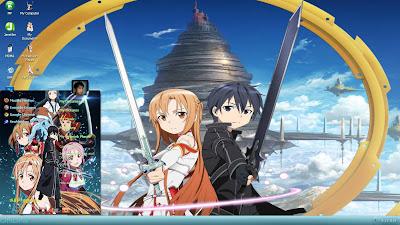 Download Sword Art Online Theme XP