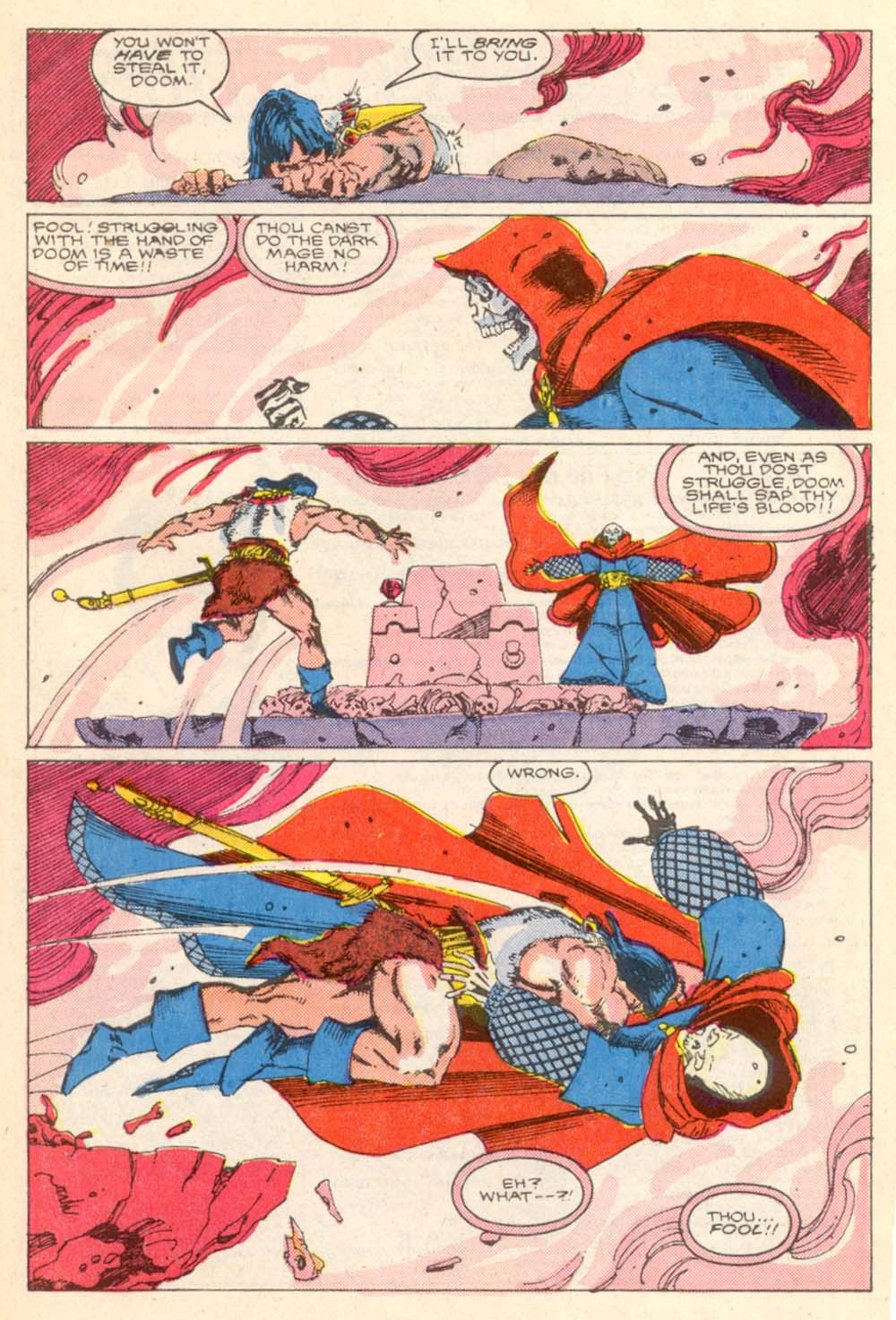 Conan the Barbarian (1970) Issue #203 #215 - English 21