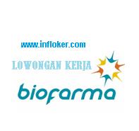 Info Lowongan Kerja 2015 PT Bio Farma (Persero)
