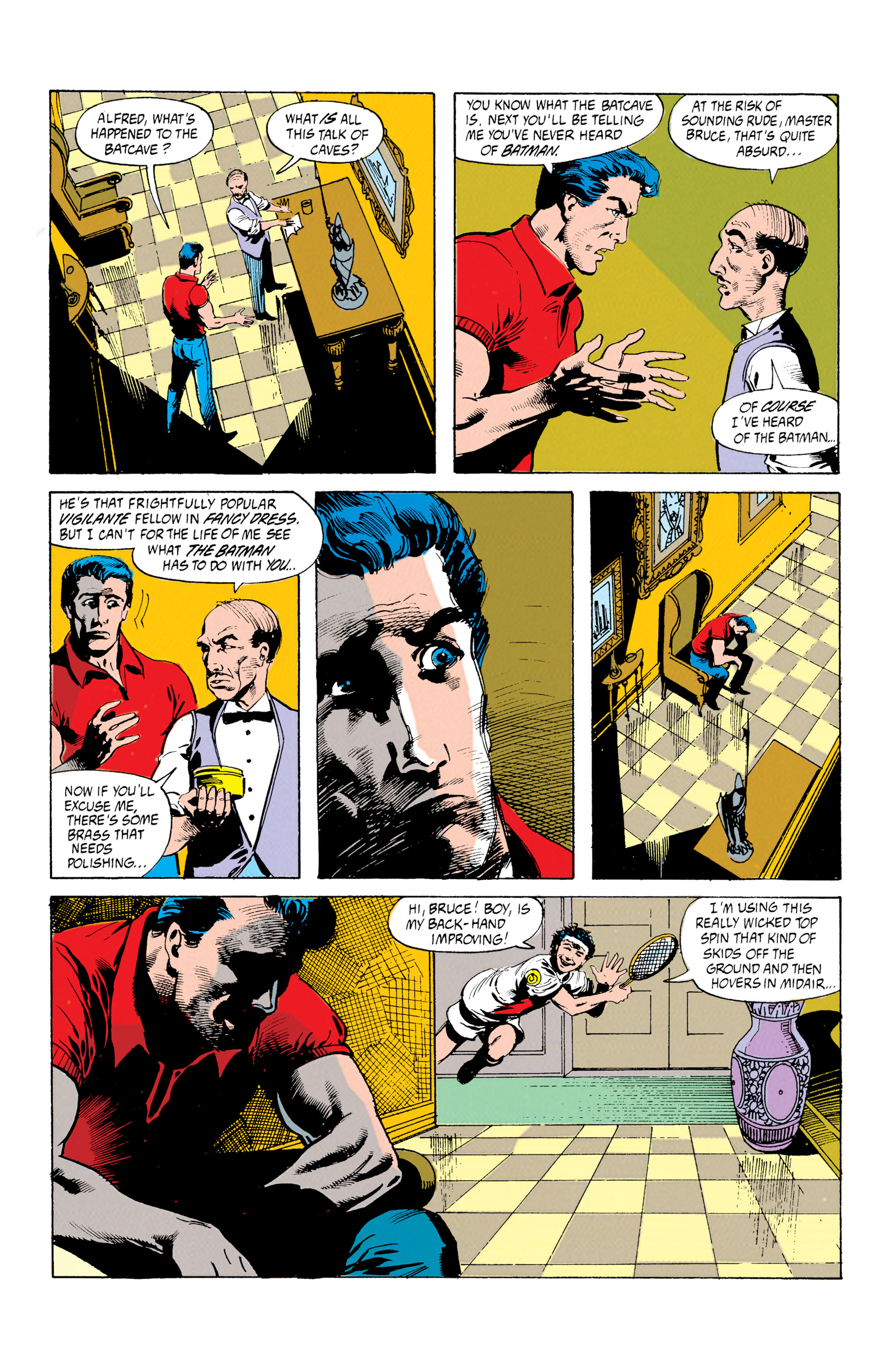 Detective Comics (1937) Issue #633 Page 8