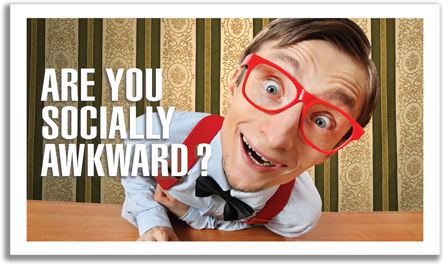 Confessions of the Socially Awkward