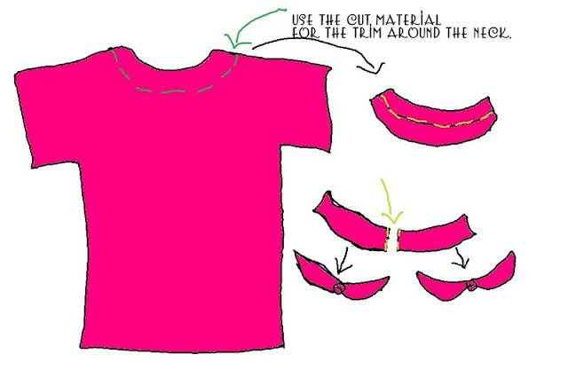 Side Cut Shirt Designs