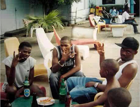 Check Out This Old Picture Of Don Jazzy, D'banj, & JJC Before Their Fame & Fortune