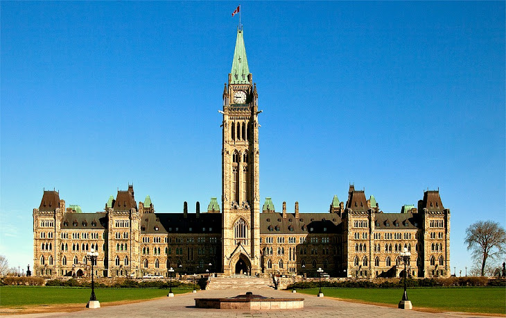 CAMARA EN LA COLINA DEL PARLAMENTO, OTTAWA, ON CANADA EN DIRECTO (clic en la foto)