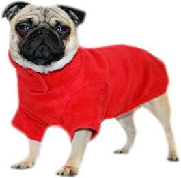 Fleece Dog COat