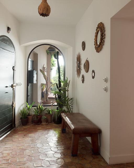 Una vivienda de estilo multicultural, con base retro, en Marsella