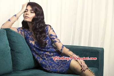 Alisha Formals Luxury Pret Eid Dresses 2015 by Mina Hasan