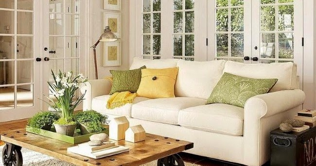 Decorating Ideas For Small Living Rooms Pinterest