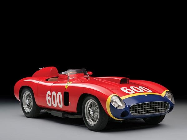 La Ferrari 290 MM de Fangio se vendió en 28 millones de dólares
