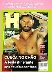 H MAGAZINE/ 2013