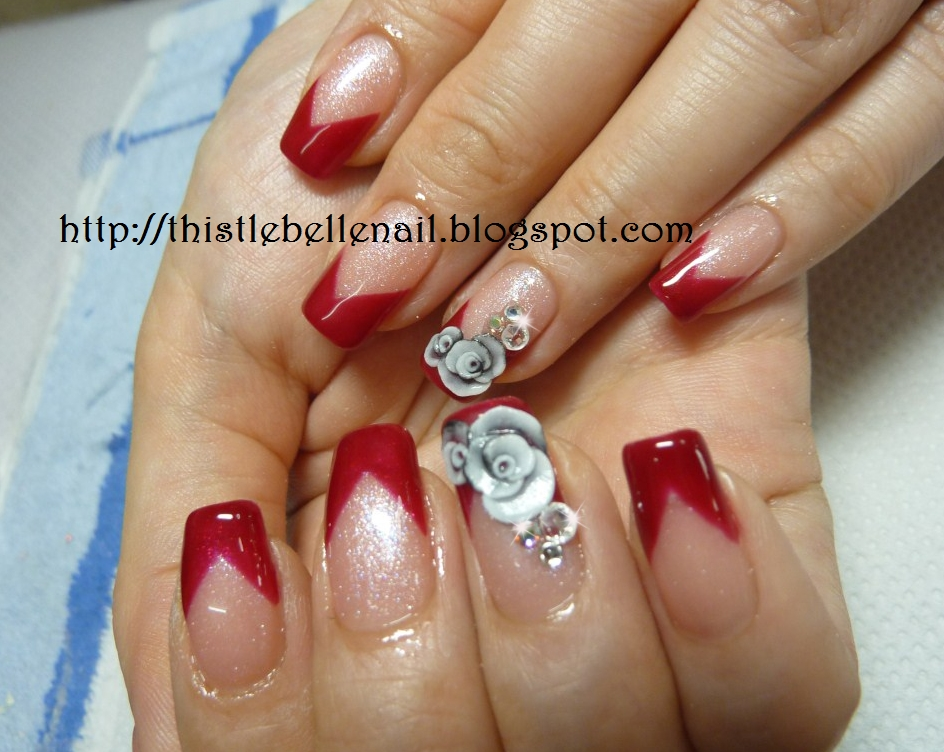 Gelish nails designs gallery nail art and nail design ideas gelish nail art design gallery nail art and nail design ideas gelish nails design gallery nail prinsesfo Choice Image