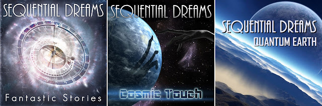Sequential Dreams albums / source : sequentialdreams.bandcamp.com