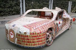 Mobil Unik dan Aneh 2013 di GTA San Andreas Mewah indonesia
