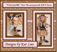 Gwyneth the Steampunk Elf Class