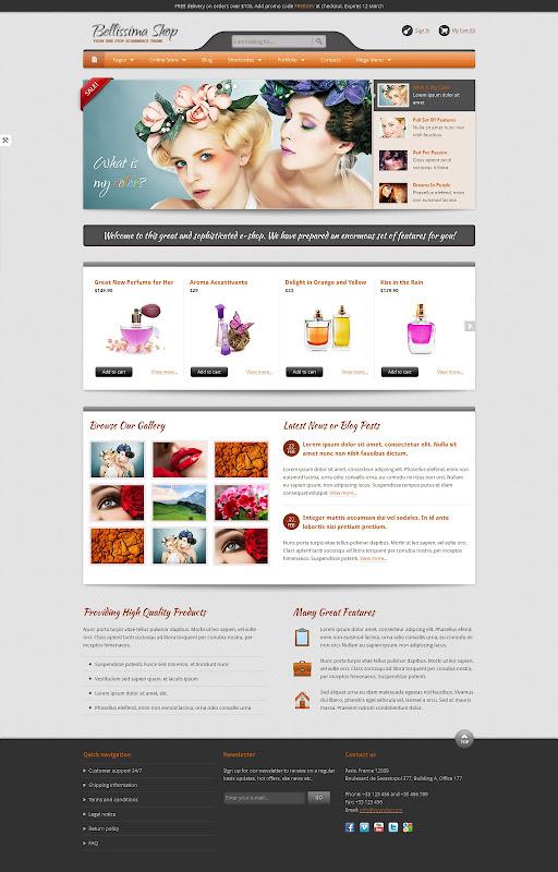 Premium-HTML-Template-eCommerce