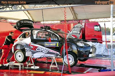 WRC suecia Kimi